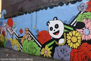 Venice Beach: Grafitti