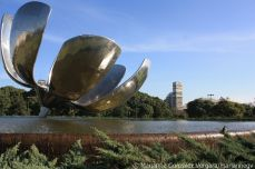 United Nations Plaza. Buenos Aires, Argentina