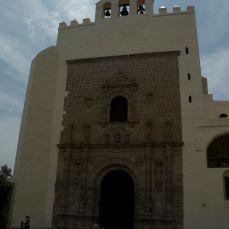 Acolman Temple Door