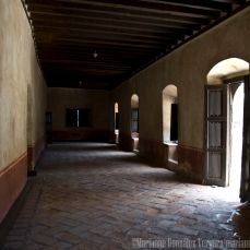 Convent of Acolman, State of Mexico,.