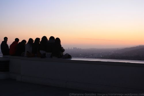 Griffith Observatory. Los Angeles, California