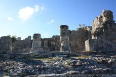 """El Rey"" (The King) archaeological site. Cancun, Quintana Roo- Mexico"