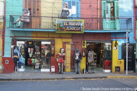 El Caminito- Buenos Aires, Argentina