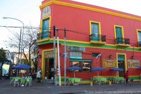 Barrio de La Boca- Buenos Aires, Argentina