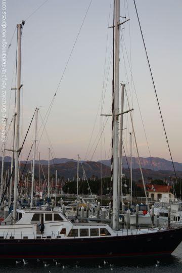 Ventura Harbor, California