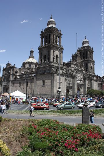 Mexico City Downtown