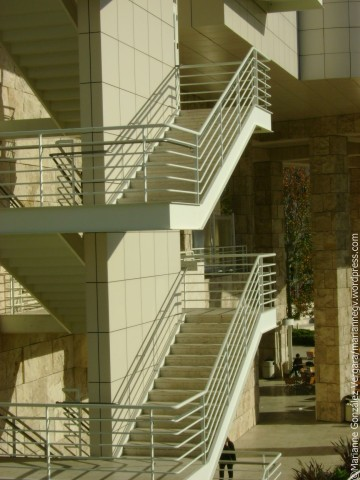 Getty Center. Los Angeles, California