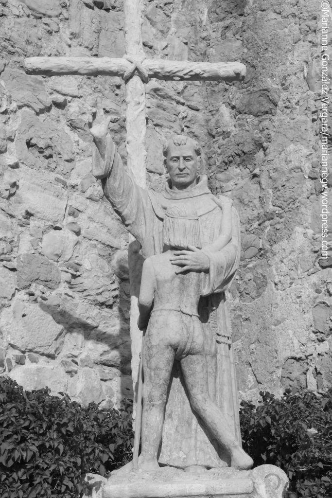 Mission San Juan Capistrano. San Juan Capistrano, California