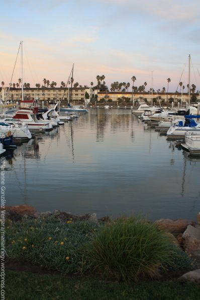 Ventura Harbor. Ventura, California