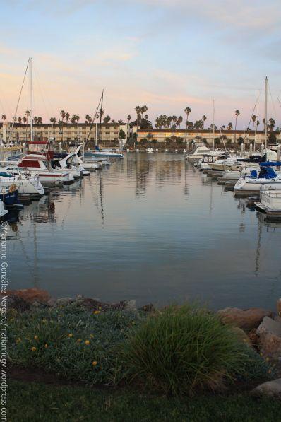 Ventura Harbor. Ventura, California