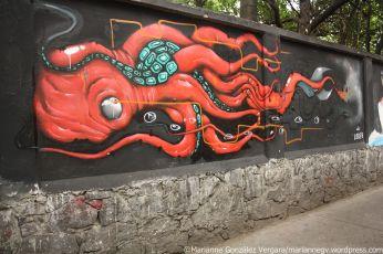 Coyoacan, Mexico City.