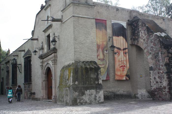 Museo Dolores Olmedo. Mexico City