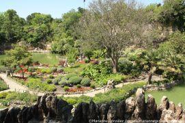 Japanese Tea Garden. San Antonio, Texas.