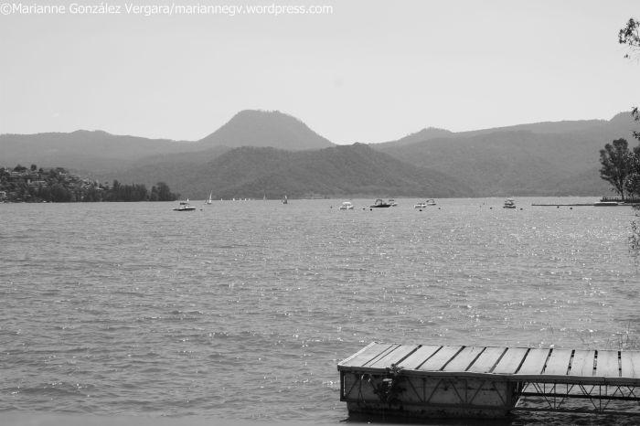 Valle de Bravo lake